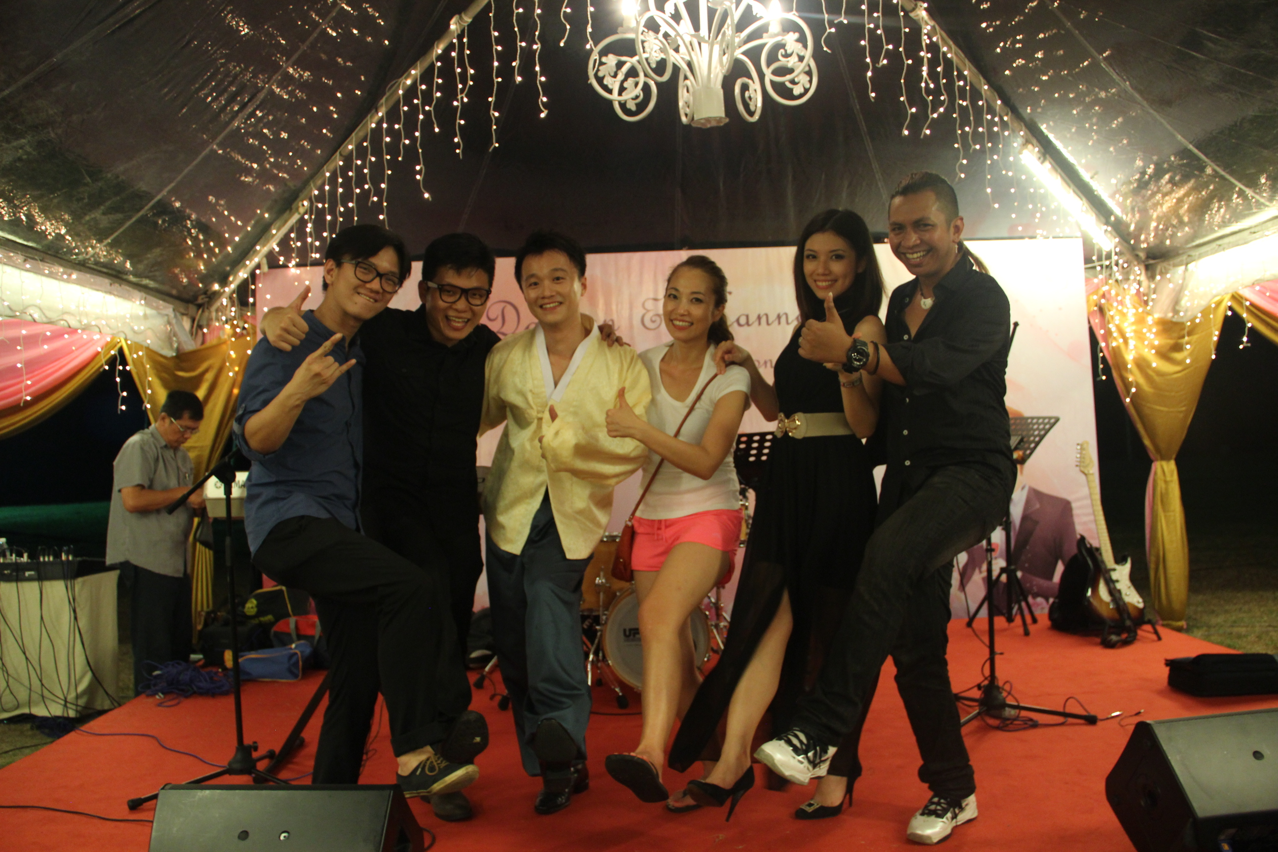 ssoon best at wedding band malcolm s music kl in img seremban and vonnie malaysia live reception bands