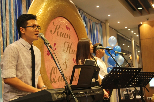 Image result for Live Audio Band for Wedding Dinner