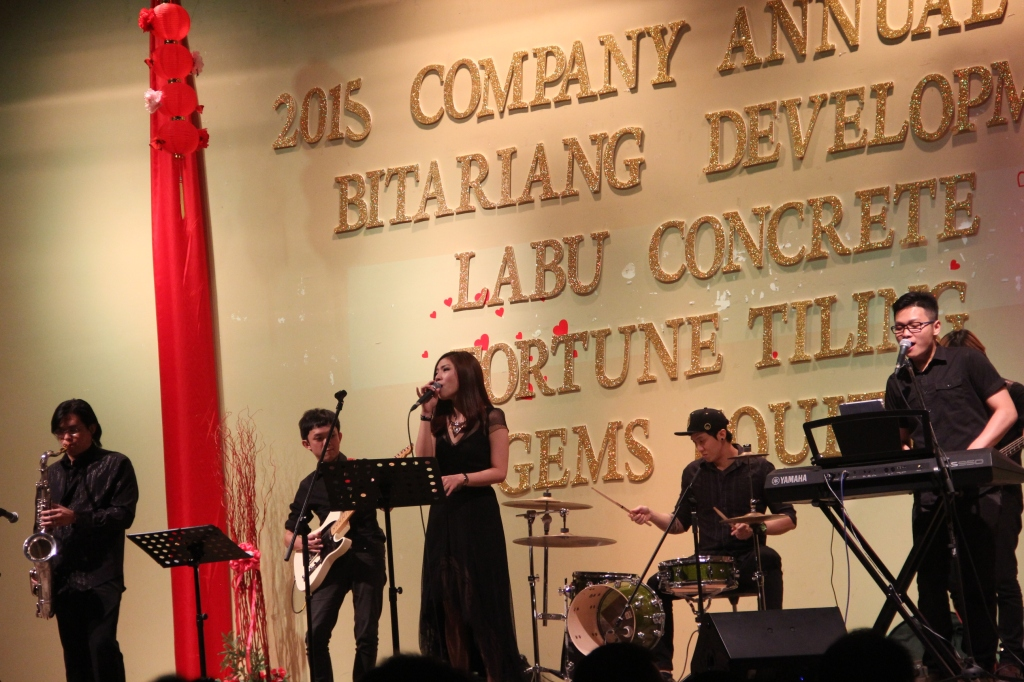 Labu Concrete 2015 Company Annual Dinner